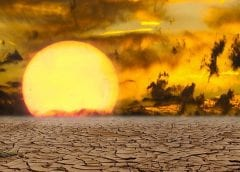 Carbon Emissions Increasing Climate Change - Drought