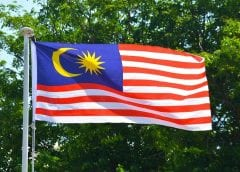 Flag of Malaysia - Hydrogen Fuel Cells