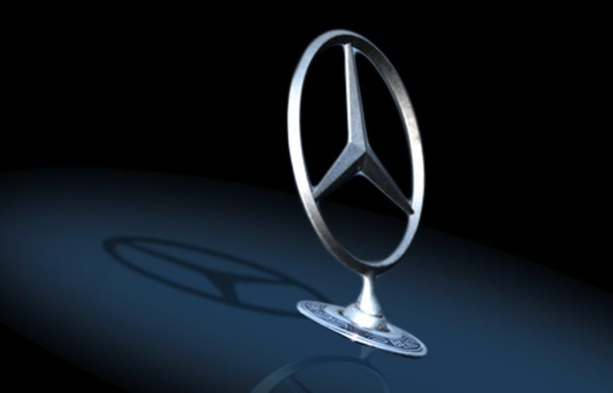 Hydrogen Fuel Cells - Daimler - Mercedes Logo