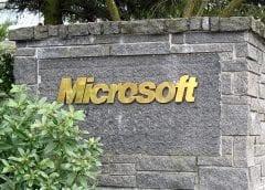 Microsoft Logo - Fuel Cells