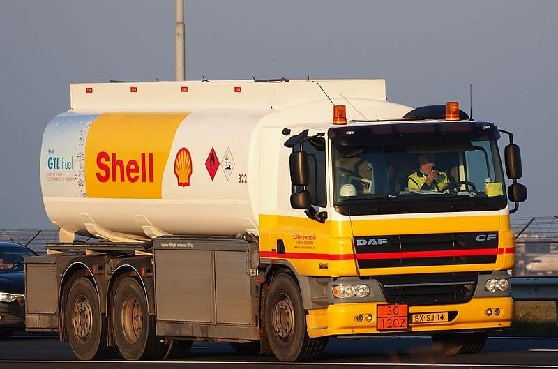 Shell Truck - Clean Power