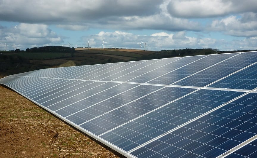 Solar Farm - Solar Energy - Alternative Energy