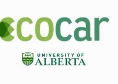 EcoCar University of Alberta Logo