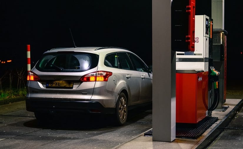 Hydrogen Fuel Stations Coming to Japan - Image of Gas Station