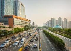 Clean Vehicles - Traffic in South Korea