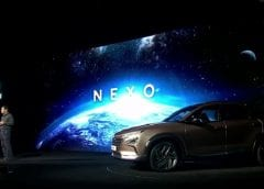 Hyundai NEXO - New HFV unveiled at CES 2018