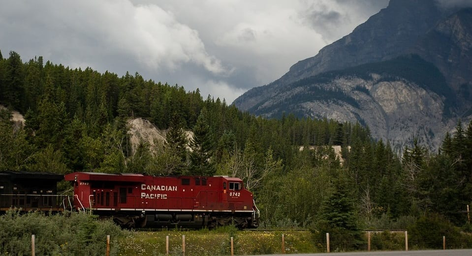Hydrogen Fuel - Train in Canada