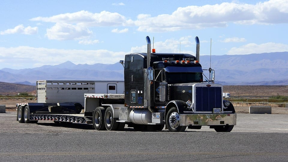 Hydrogen Fuel Trucks - Transport Truck