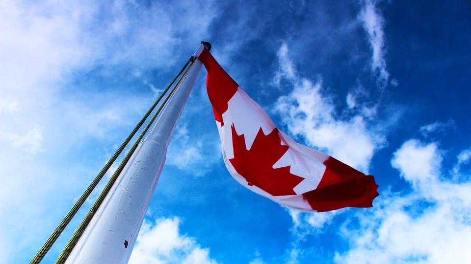 Hydrogen Industry Canada - Canadian Flag