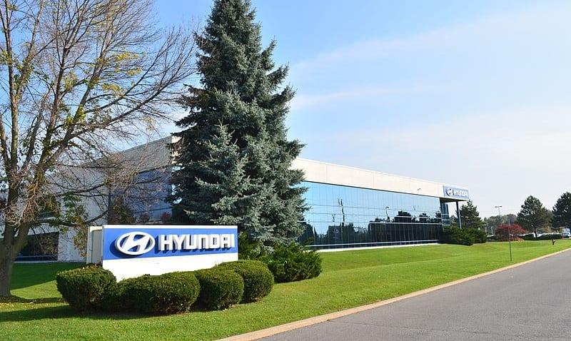 Hyundai NEXO - Image of Hyundai Office