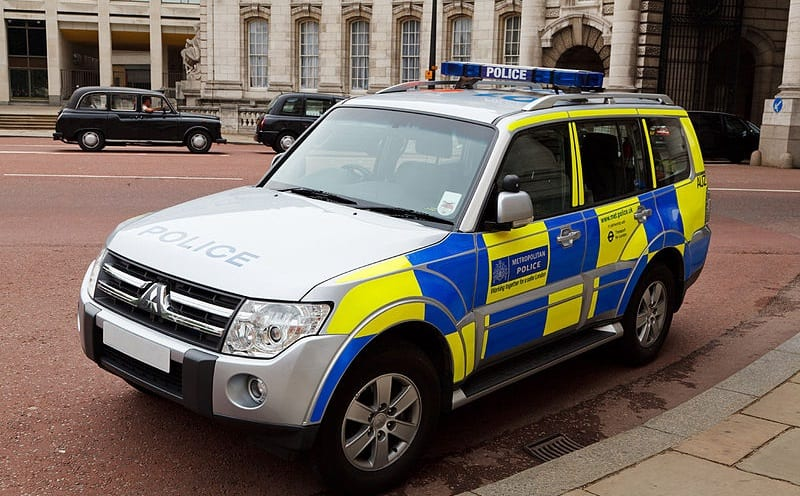 Fuel Cell Vehicles - UK Police Vehicle