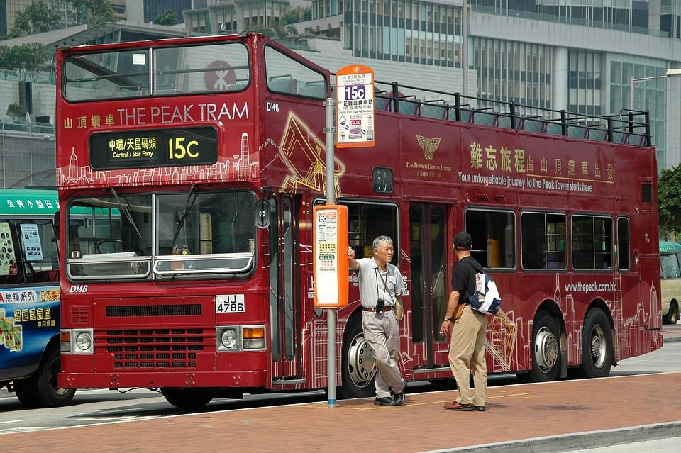 Hydrogen Fuel - Bus in China