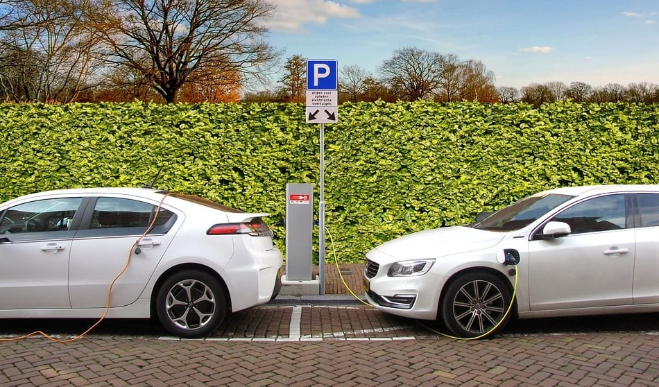 Electric Vehicles Charging - Volvo