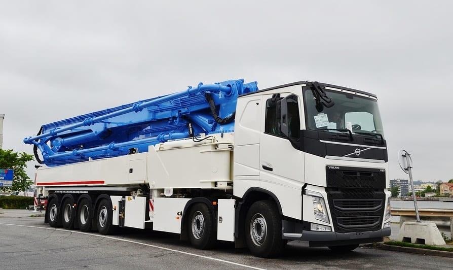 Hydrogen Fuel - Image of Volvo Truck