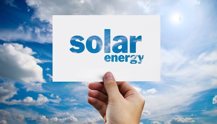 Solar Energy - Sky, Sun, Solar Power
