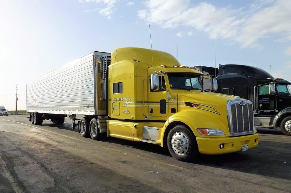 Hydrogen Storage - Trucks