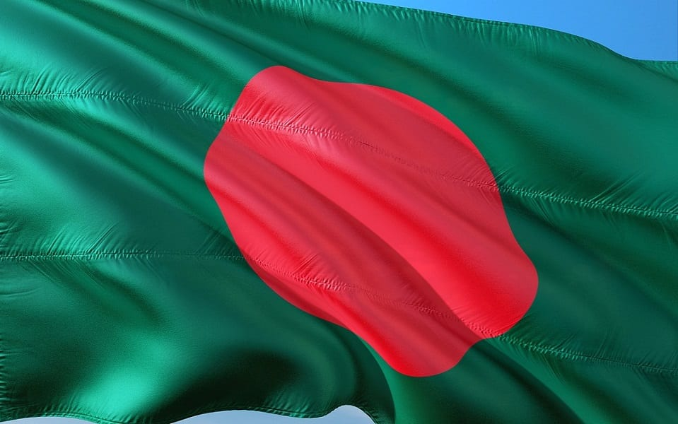 Bangladesh Renewable Energy Market - Flag of Bangladesh