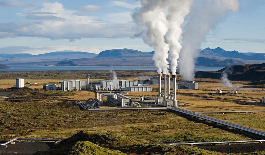 Geothermal Energy - Geothermal Power Plant