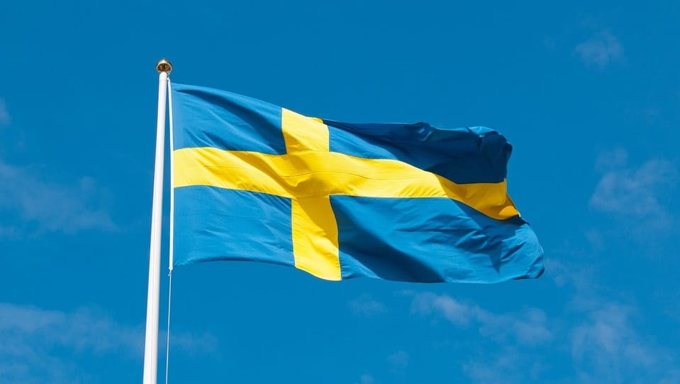 Fossil-free hydrogen gas plant to be built in Sweden - Swedish flag