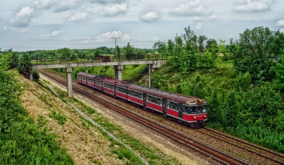 Hydrogen fuel train - Railway and train in Poland