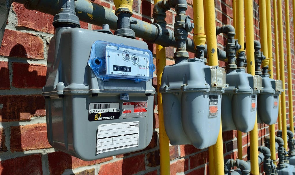 PtG Energy Storage - Enbridge gas meters