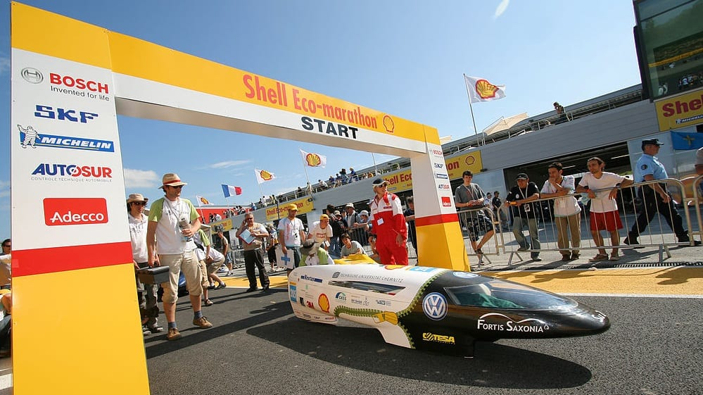 Team from Indonesia places first in the Shell Eco-marathon 2018