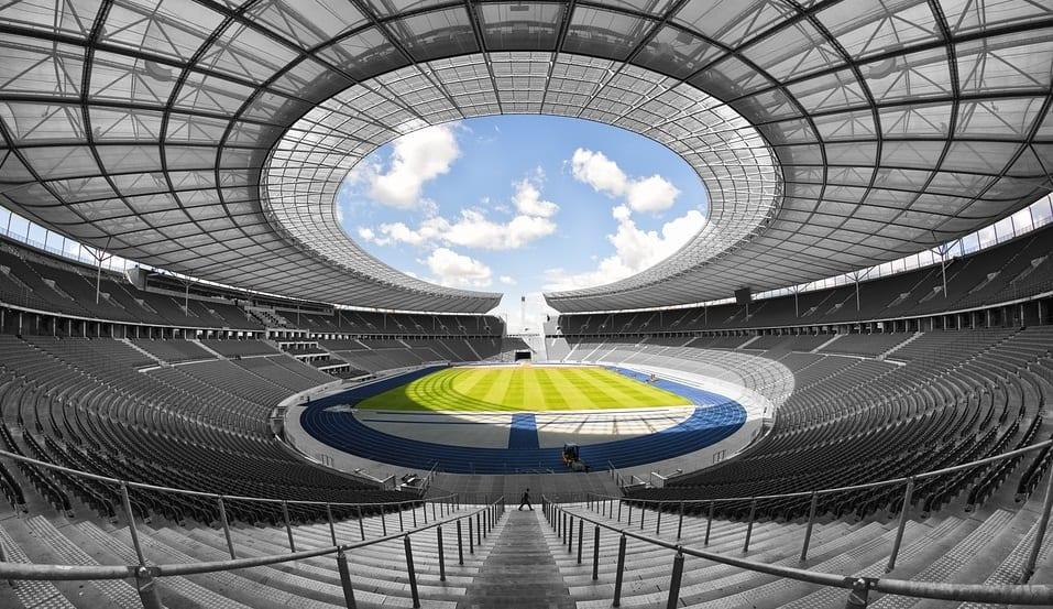 Tokyo 2020 - Image of Olympic Stadium