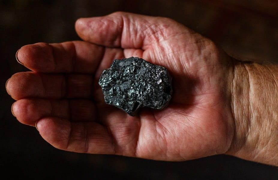 Hydrogen technology - Coal in hand