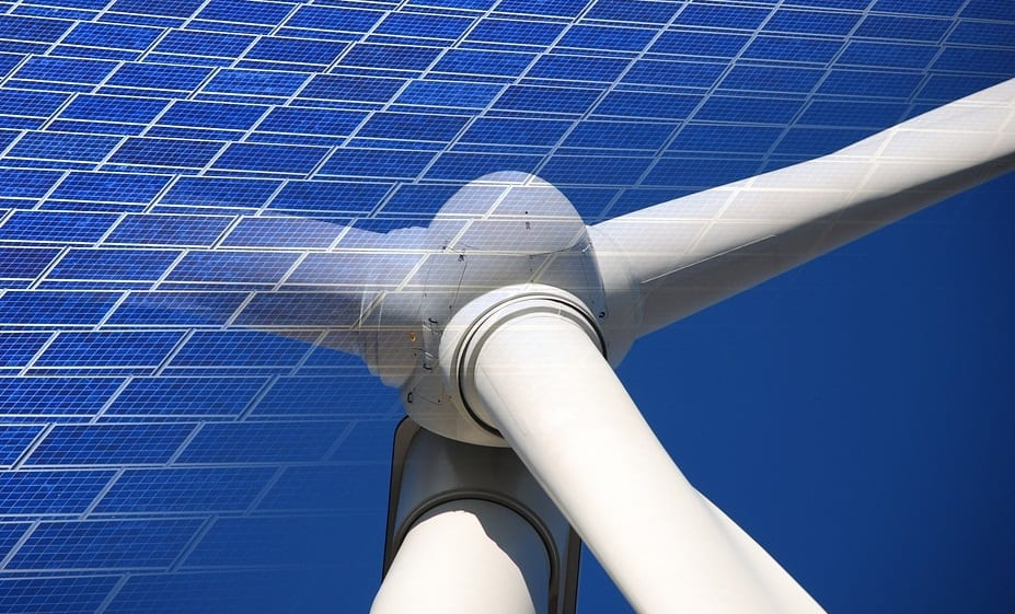 Apple to collaborate on new solar and wind energy projects