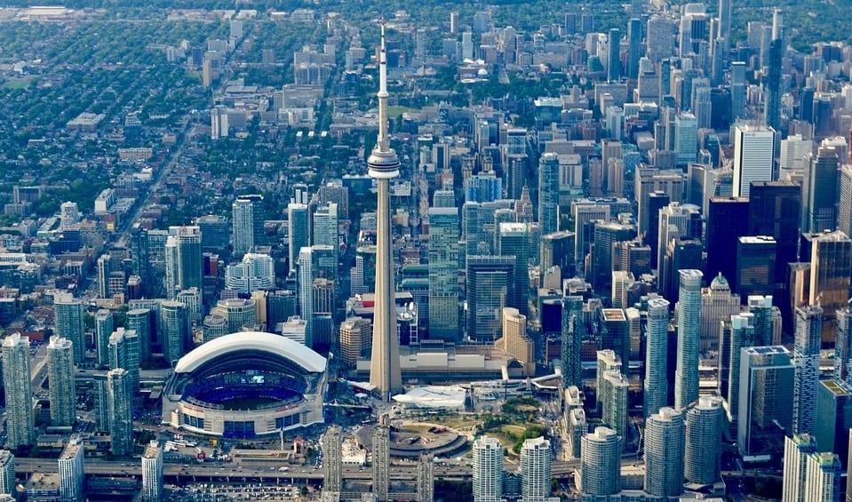 Toronto W2E Project - View of Toronto