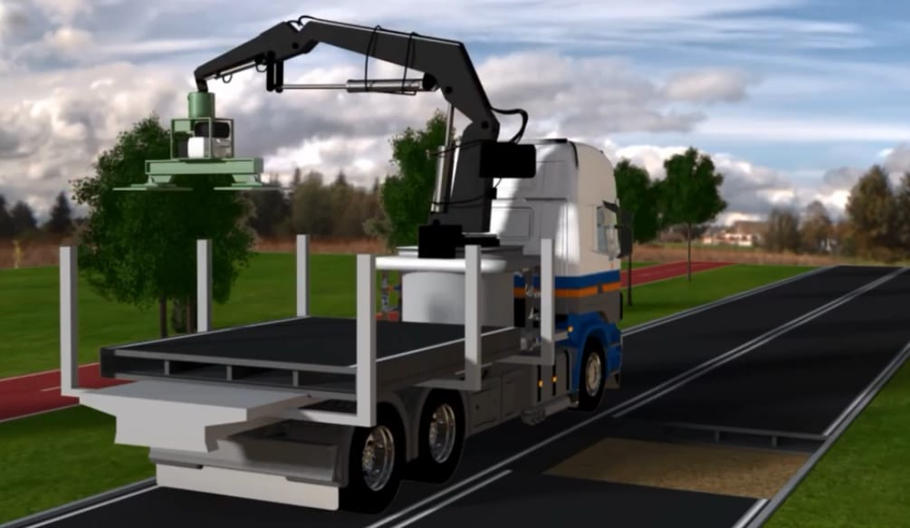 Plastic Road - PlasticRoad project - YouTube