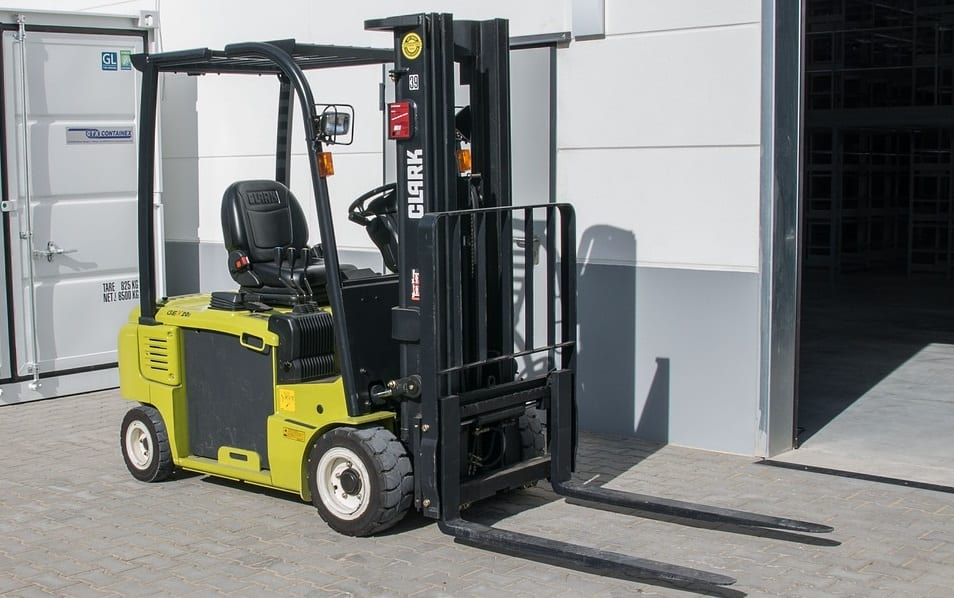 Fuel cell technology shows huge potential as forklift fuel