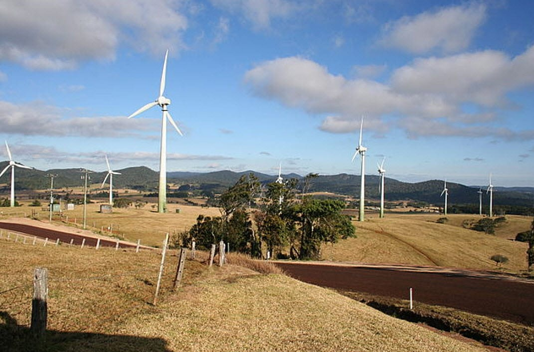 Australia plans on generating 24% of electricity through renewable energy by 2020