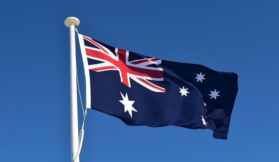 Hydrogen production project in Australia - Australian Flag