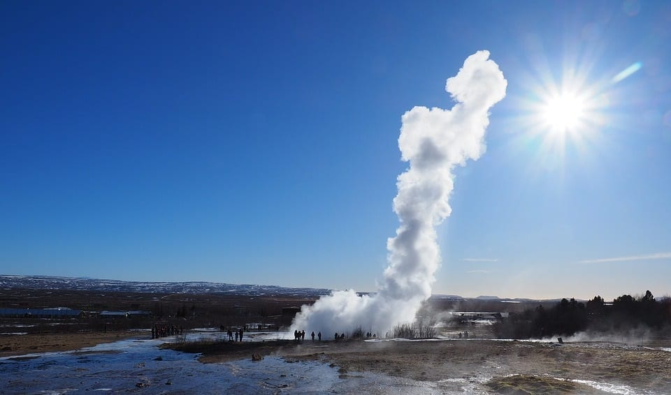 Polish geothermal energy - geyser