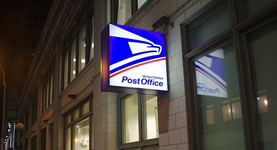 USPS hydrogen energy efforts - USPS post office