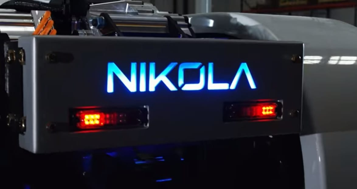 Nikola Motor announced plans to bring its hydrogen-electric tractor to Europe
