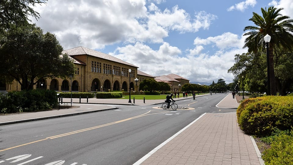 Stanford to reach 100 percent renewable energy in three years