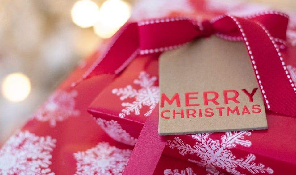 Christmas Waste - Christmas present