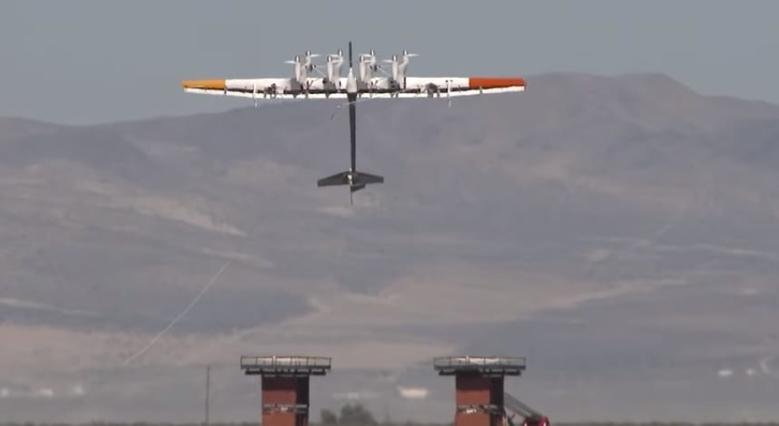 Wind Energy Kite - M600 - Makani - YouTube
