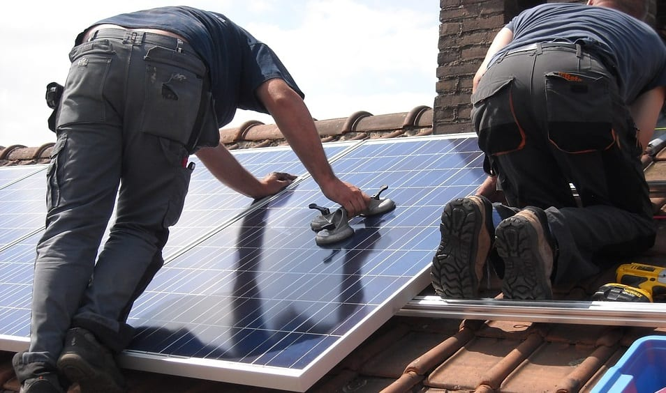 New California solar energy law requires new houses to include solar panels