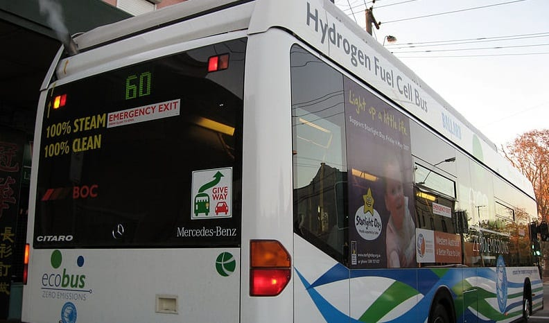 Fuel cell buses from New Flyer successfully complete rigorous testing