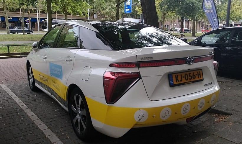Hydrogen Fuel Cell Vehicles - Toyota Mirai