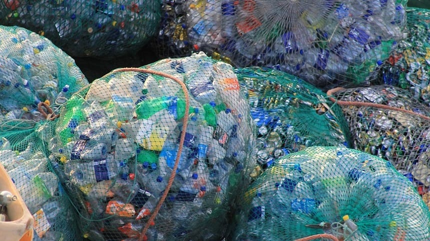 VolCat Recycling - Plastic bottles