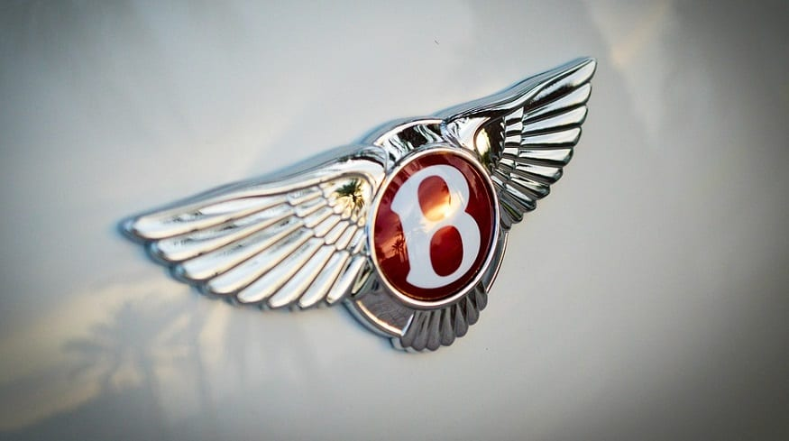 Bentley Hydrogen Fuel - Bentley Logo