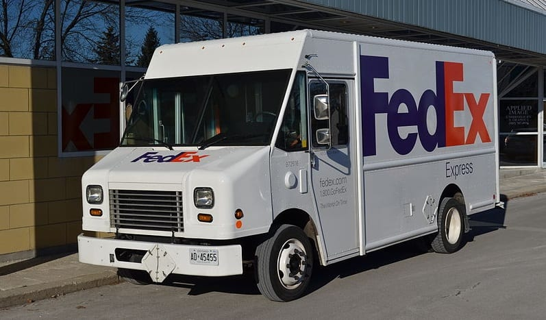 HFC Engines - FedExTruck