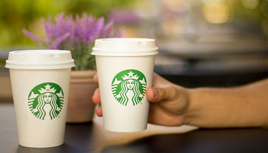 Starbucks green coffee cups pilot program to launch in Vancouver and Toronto this year