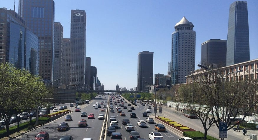 Thousands of hydrogen fuel cars could be on Beijing roads in six years
