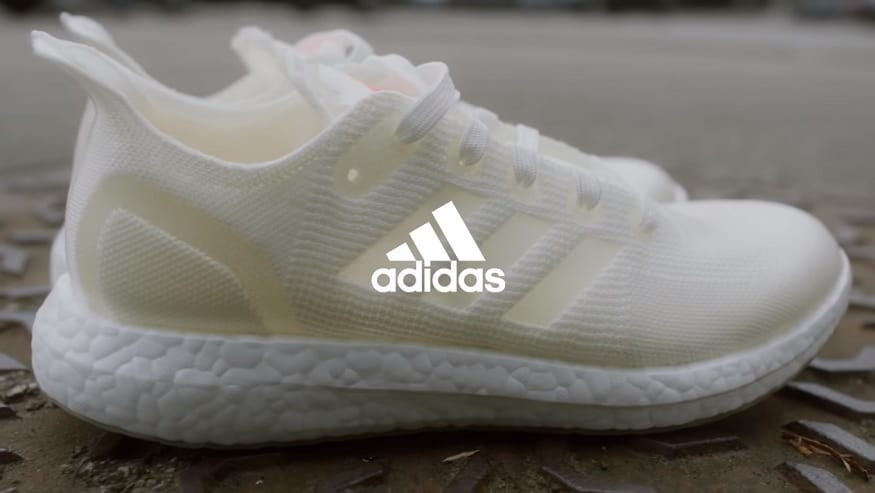 This Adidas recyclable sneaker is 100 percent sustainable