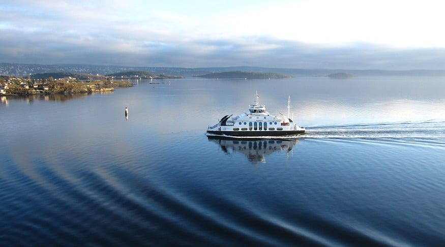 Hydrogen hybrid ferry - Ferry in Norway